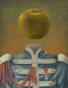 Sgt. Apple  Art Print