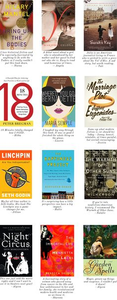 Book recommendations from @Victoria Brown / vmac+cheese