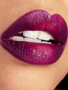 Deep Ombre Lips for Fall