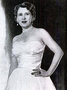 Thelma Morgan, Viscountess Furness, twin sister of Gloria Morgan Vanderbilt; Aunt to Gloria Vanderbilt the fashioner designer; great-Aunt to Anderson Cooper