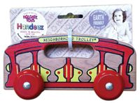 the new trolley sold on WQED.com