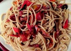 Heart Healthy Recipes - Summer Pasta Recipe
