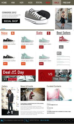 Creating A New Ecommerce One Template Theme At A Time - The Curagami Magento / WordPress Ecom Them Project