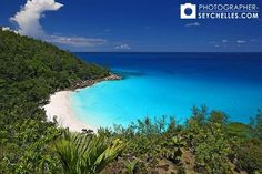 Seychelles, beach, landscape, nature