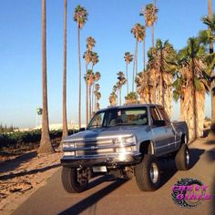 1992 Chevy, 6in lift.