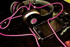 An Ipod with a big set of heaphones is a must when you want to drown out all of the noise or when you feel like jamming but your roommate is studying or sleeping.   Google Image Result for http://data.whicdn.com/images/27943261/beats-headphone-ipod-music-pink-Favim.com-416413_large.jpg