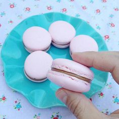 fun food, challenges, favorit recip, french macaroons, shower idea