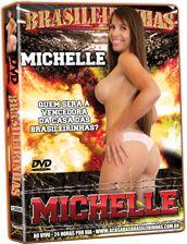 Michelle a gata da semana na casa das brasileirinhas