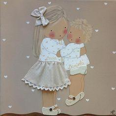 Cuadros de Bebés artesanales y personalizados de BB The Country Baby cuadro artesanal, bebe, de niño, navidad, children, babi, cuadro de, bebé artesanal, country