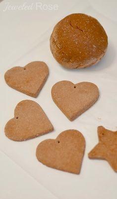 NO COOK Cinnamon Ornament Recipe