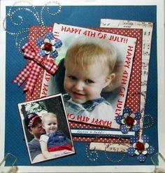 happy 4th of July! - Scrapbook.com