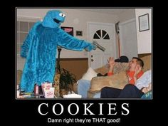 Who stole the cookie from the cookie jar........