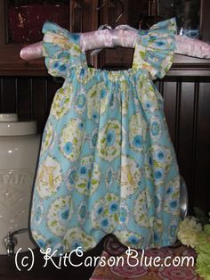 Darling Baby or Toddler Bubble Rompers - Sizes Newborn up to X-Large - READY to Ship - LONDON. $25.00