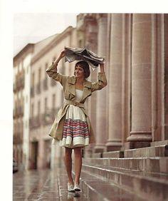 Lovely striped skirt