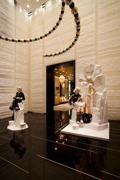 Chanel Store, Shanghai, China designed by Peter Marino