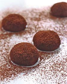 chocolate charms #recipe