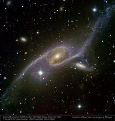 Giant Galaxy NGC 6872  http://www.flickr.com/photos/53845452@N05/13010466343/lightbox