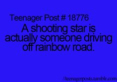 Haha! If you see a bunch one after another it's me driving. :P