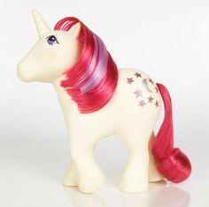 Moon Dancer  #pony #1980 #vintage #retro childhood-toys