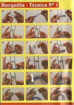 Tutorials Knitting with Fork - Crochet Patterns