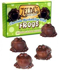 Passover Chocolate Frogs