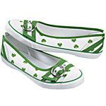 Shoes for St Patrick's day