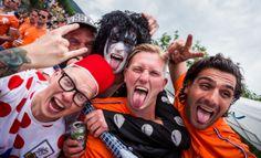 Dutch Cycling Fans