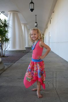 Little Sunny Jeanne Vintage Scarf Skirt Size by LittleSunnyJeanne, $25.00