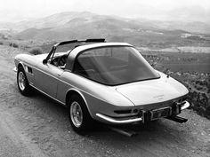 Ferrari 330 GTS Targa by Harrah '1969