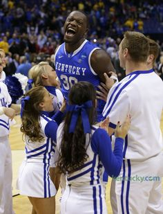 Kentucky stuns Wichita State (55 photos) | Basketball Galleries: Men | Kentucky.com