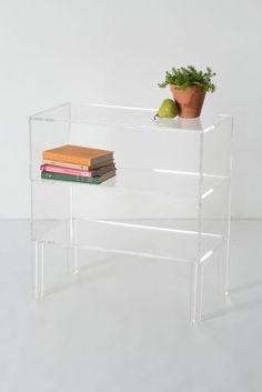 { Illusion Bookshelf }