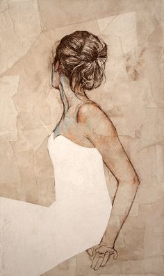 """White dress"" by rpintor.deviantart.com on #deviantART"