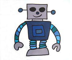 Robot illustration by rumorology