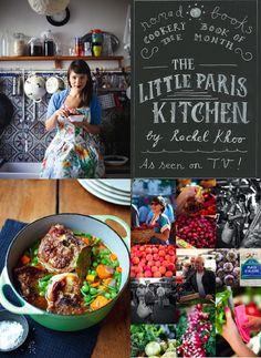 The Little Paris Kitchen by Rachel Khoo .