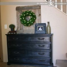 Pottery Barn Inspired Shoe Dresser | Do It Yourself Home Projects from Ana White