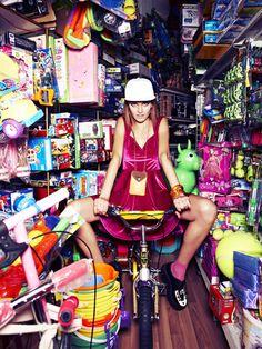street fashion, nasti gal, style, toys, toy store