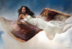 Disney Princess Wedding Dresses - Jasmine
