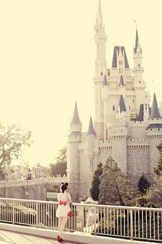 Keiko Lynn: Magic Kindgom, Cinderella's Castle