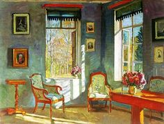 Stanislav Yulianovich Zhukovsky (Станислав Юлианович Жуковский) (Polish Russian artist, 1875–1944