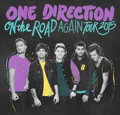 One Direction Announce On the Road Again 2015 Tour Dates for U.S., Europe | Cambio