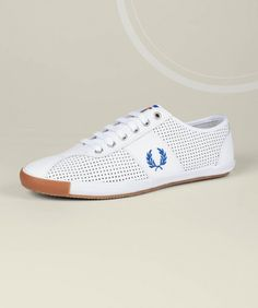 Fred Perry - Strada Bianche Shoe < Yes Please!