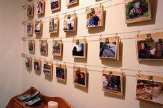 photo display
