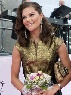 crowns, crown princess victoria, princesses, princess victoria of sweden, sweden 2012