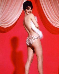 Natalie Wood... as Gypsy Rose Lee