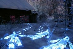 Light Painting by Janne Parviainen