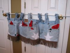 valance for cowgirl's bedroom