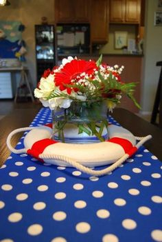 Hostess with the Mostess® - Nautical Baby Shower