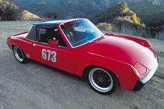 .don't see a Porsche 914 very often do you?