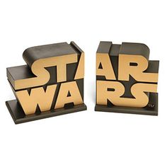 Star Wars Bookends ...