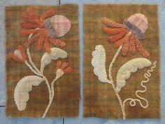 """Bittersweet Flowers"" design by Maggie Bonanomi, created by Patti at Winding Vine Wanderings"